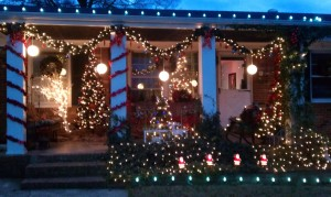 Santa's Little Helper, LLC. Holiday Lighting & Decorating.